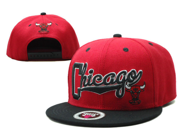 Chicago Bulls Snapback Hat SF 0721